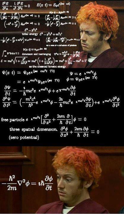 meme pelo rojo asesino cine batman resolviendo una ecuacion matematica