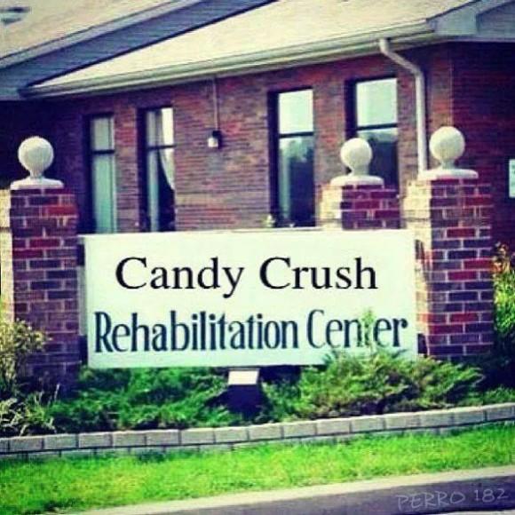 centro de rehabilitacion de adictos al candy crush